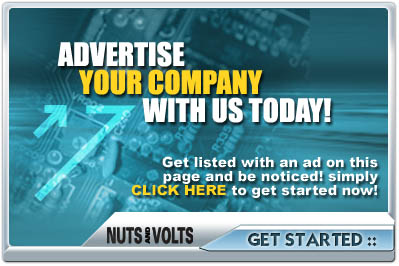 Advertise with Nuts & Volts