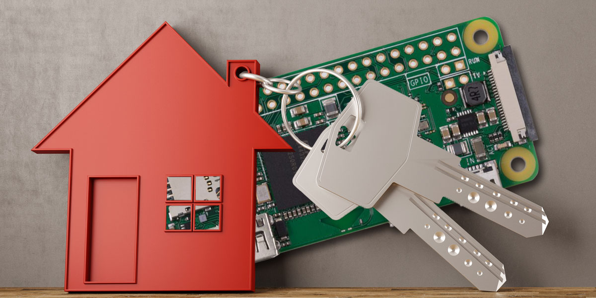 Keep Your Home Secure with Raspberry Pi