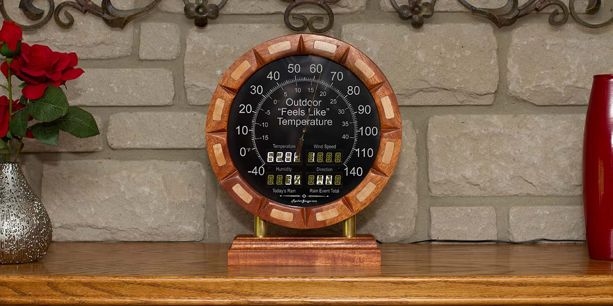 Build a Custom Weather Gauge — Part 2