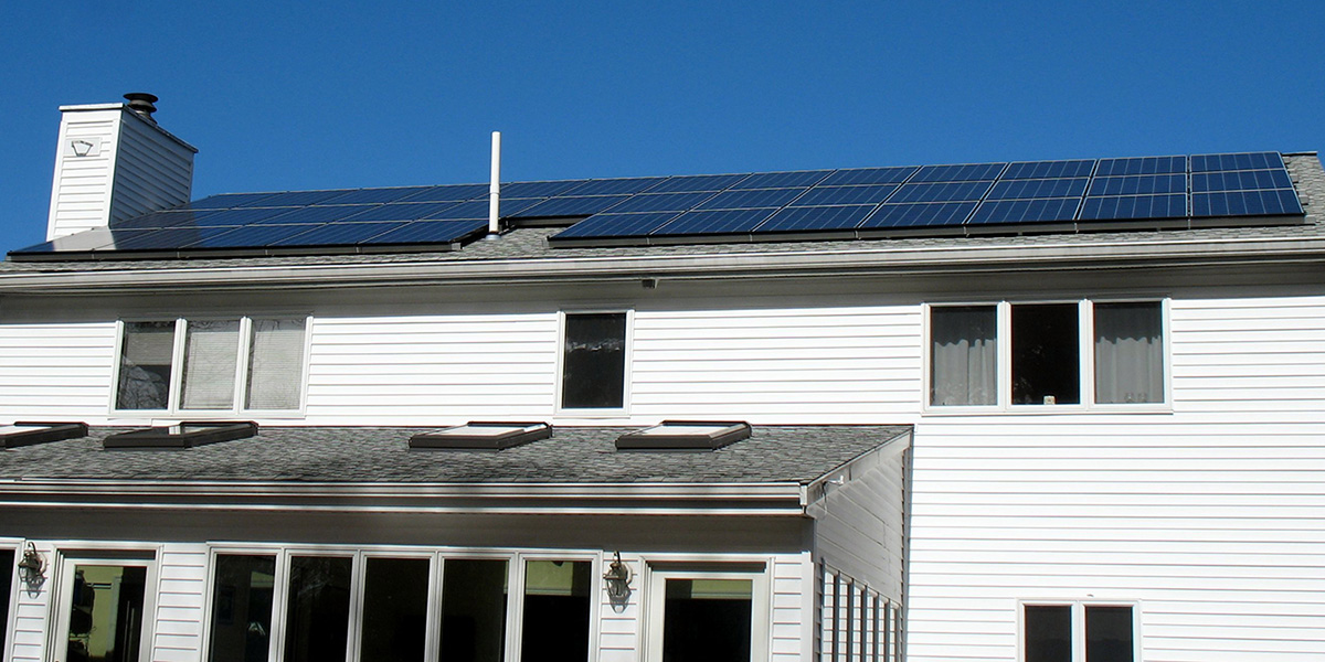 A Solar Energy Story — Design, Installation, and Performance