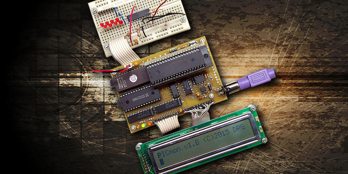 The Retro PIC Single-Board Computer
