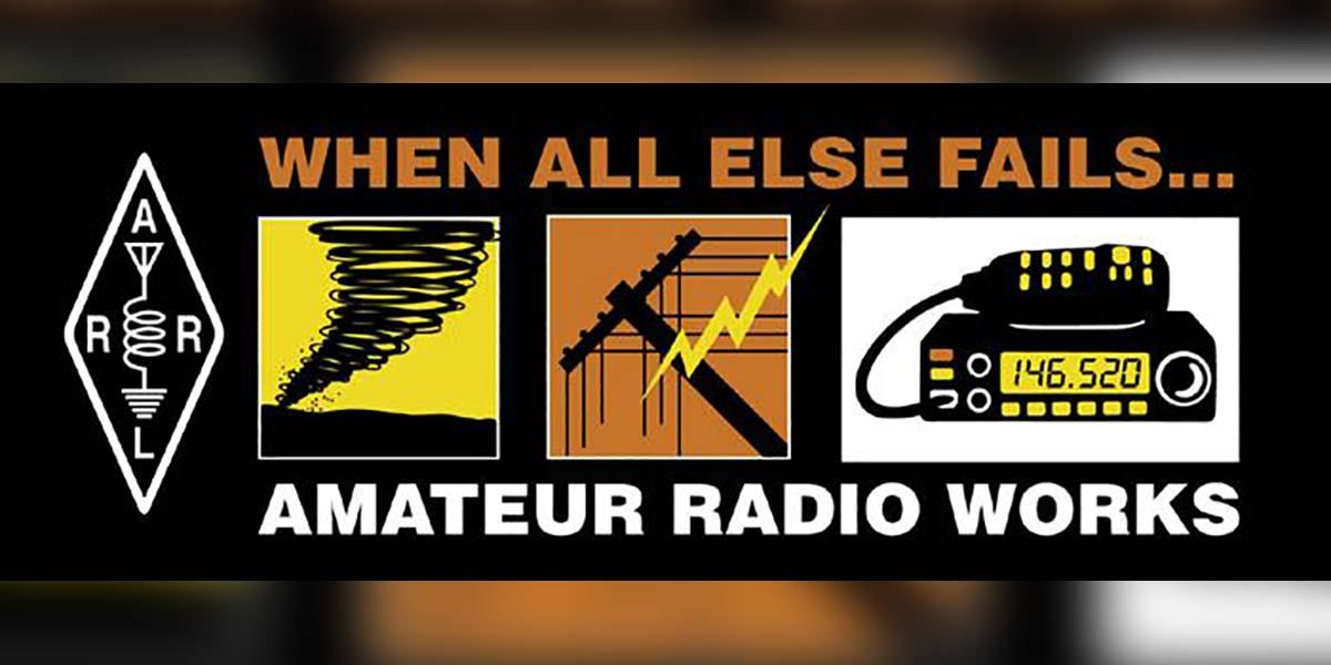 Ham Radio in a Pinch