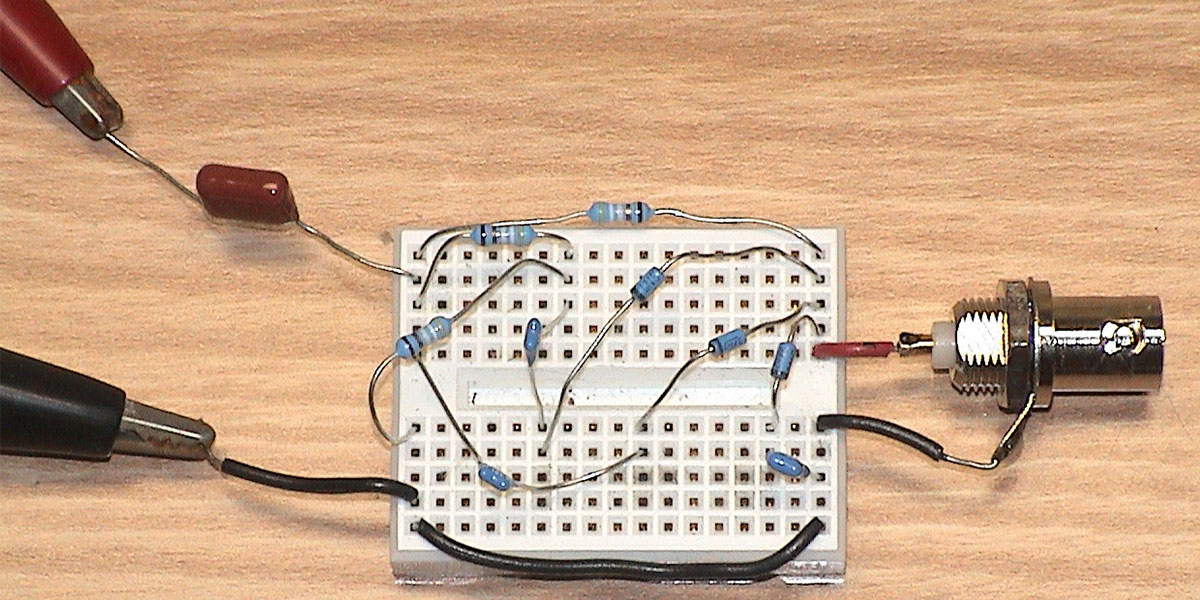 A Low Cost RF Impedance Analyzer