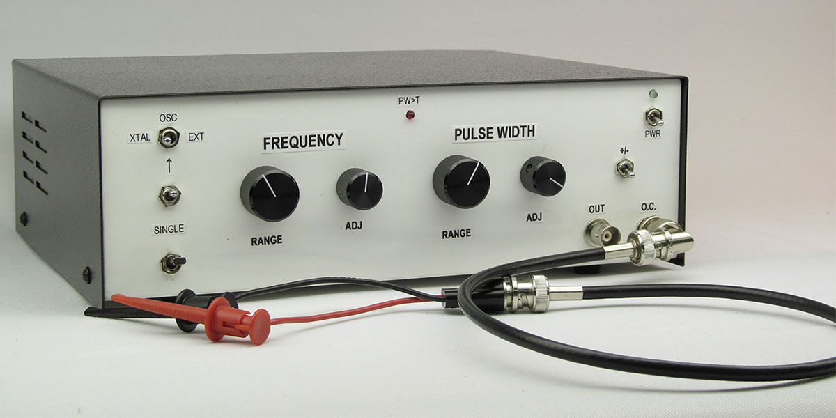 The Wide Range Pulse Generator