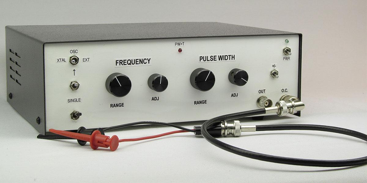 The Wide Range Pulse Generator