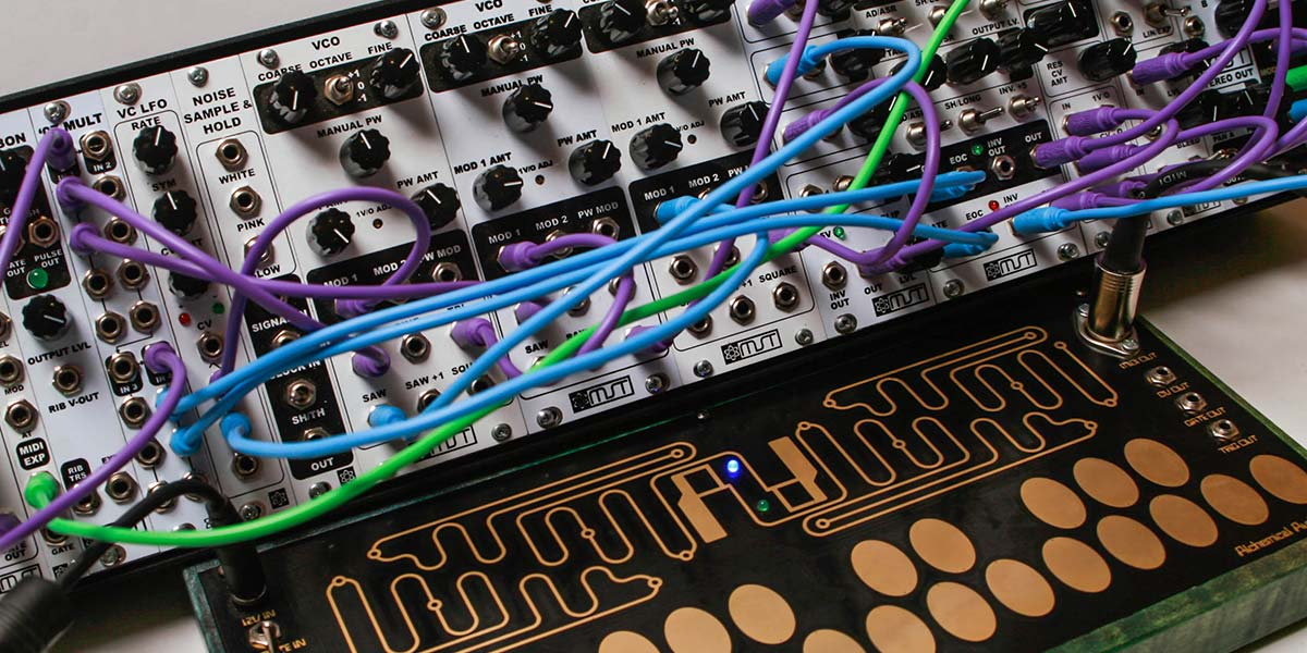 Getting Started in DIY Modular Synthesis