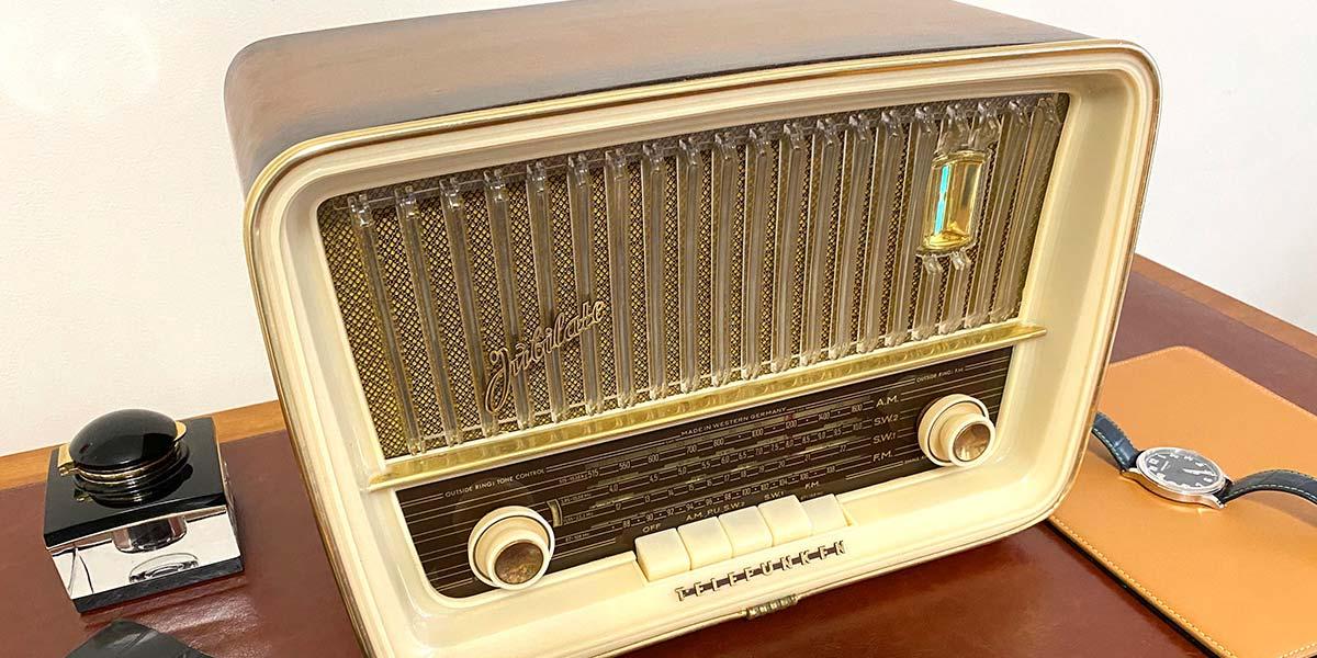 Restoration of a Vintage Telefunken Jubilate 5161W AM/SW/FM Receiver