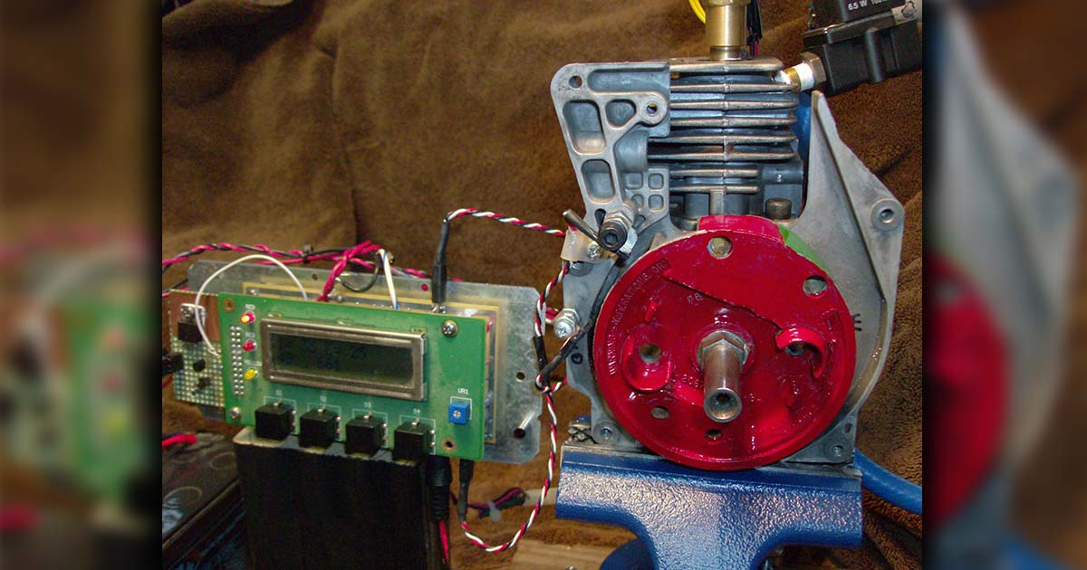 Computer Controlled Air/Steam Engine | Nuts & Volts Magazine