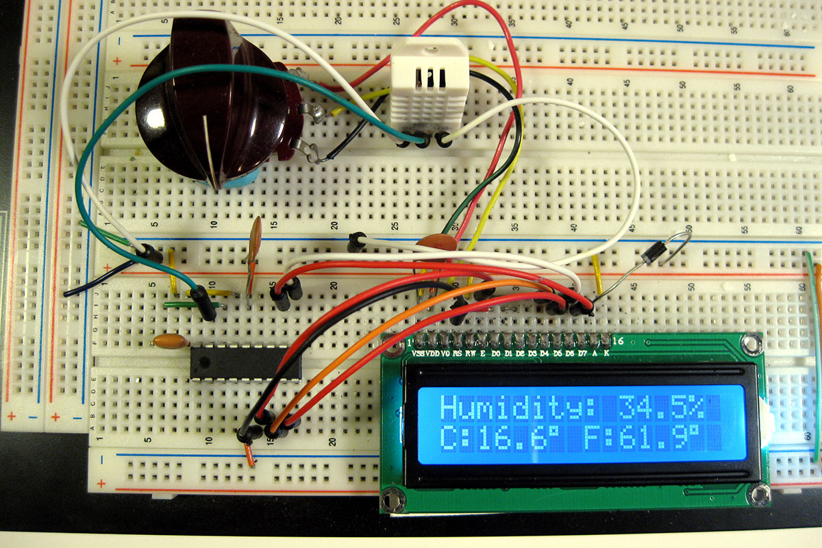 Nuts Volts Magazine Lowcost Shipment Shock Sensor Using A 6pin Sot23 Microcontroller Hardware
