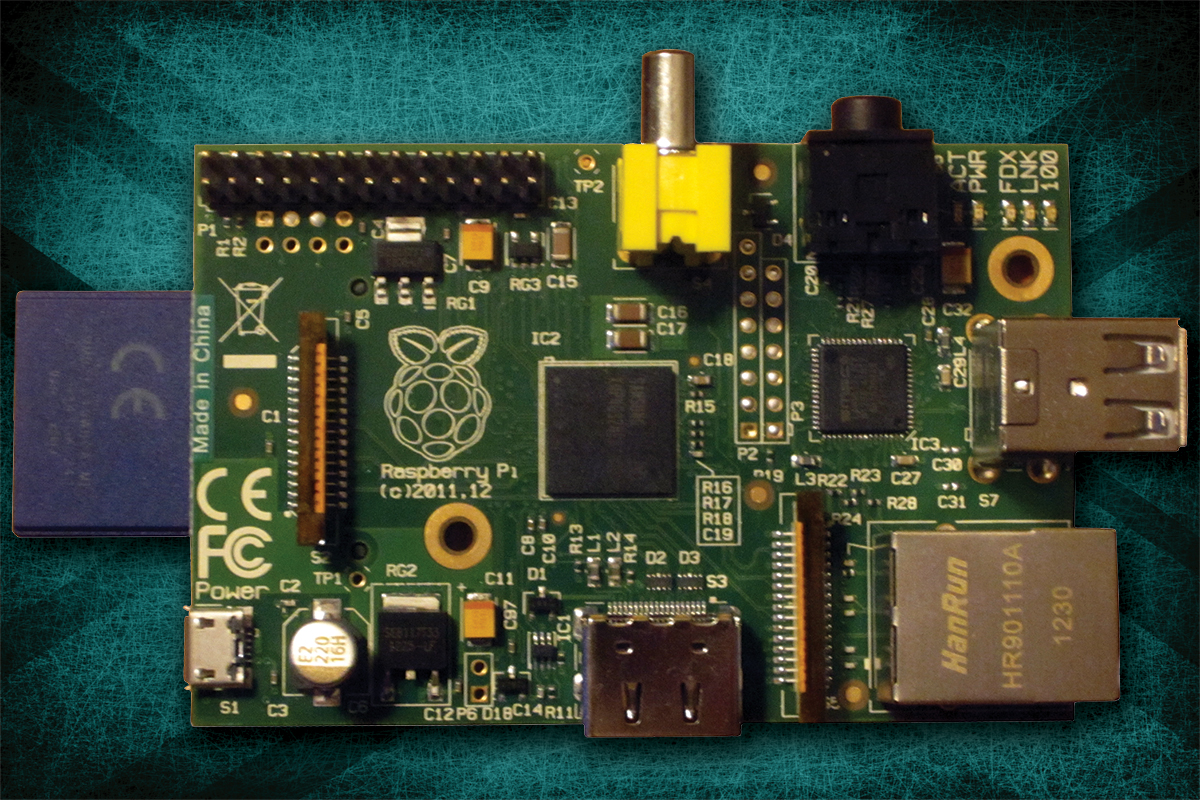 Raspberry Pi, Anyone?