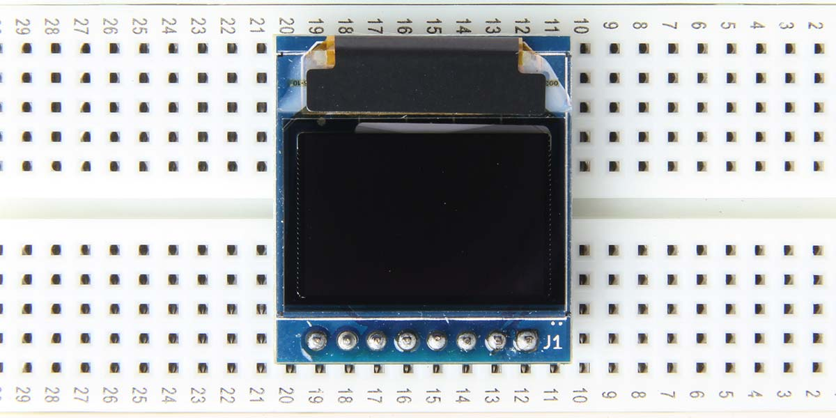 ARMing a Postage Stamp-Sized LCD
