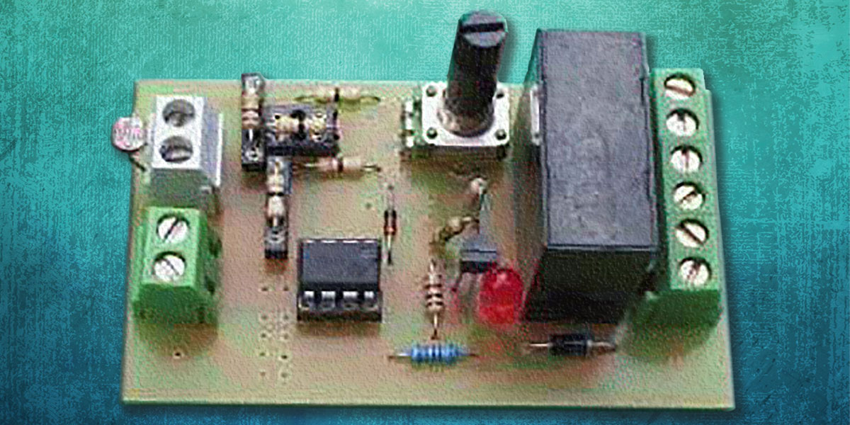 Universal Relay Board