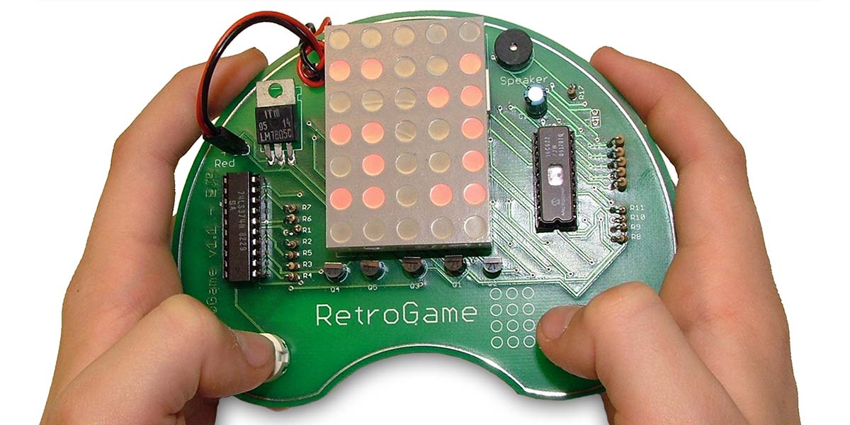 Build the RetroGame