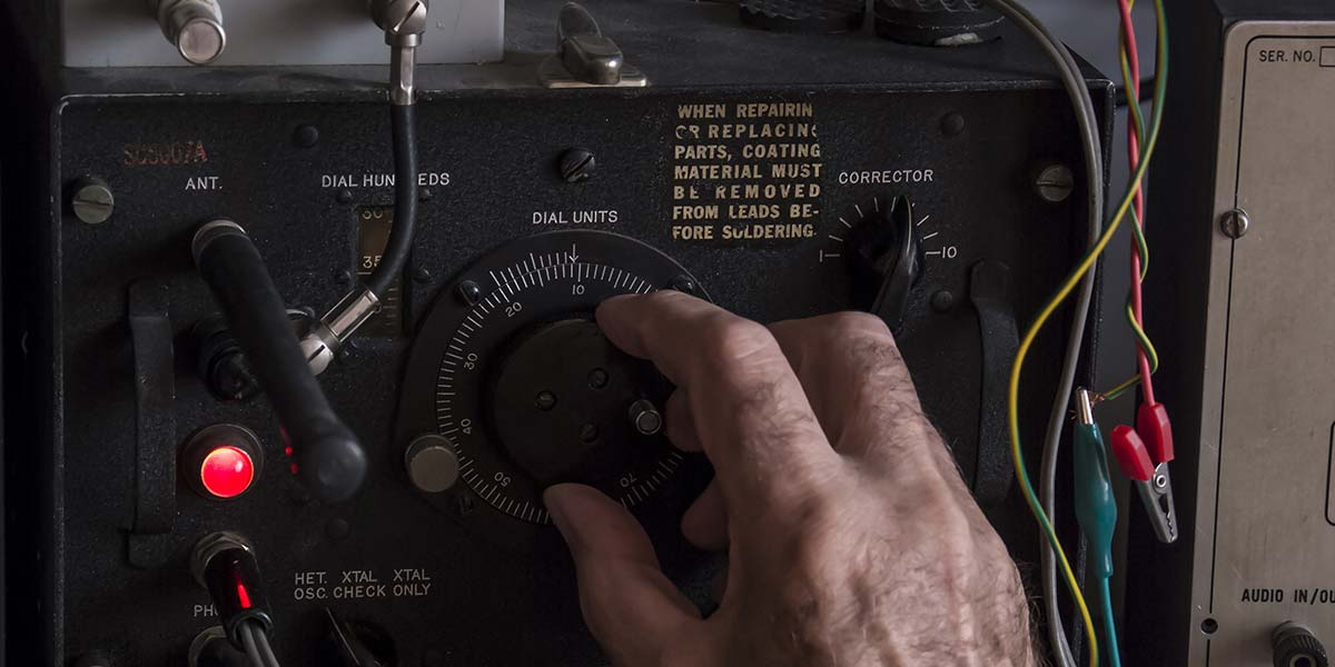 Amateur Radio – Not Just For the Nostalgic