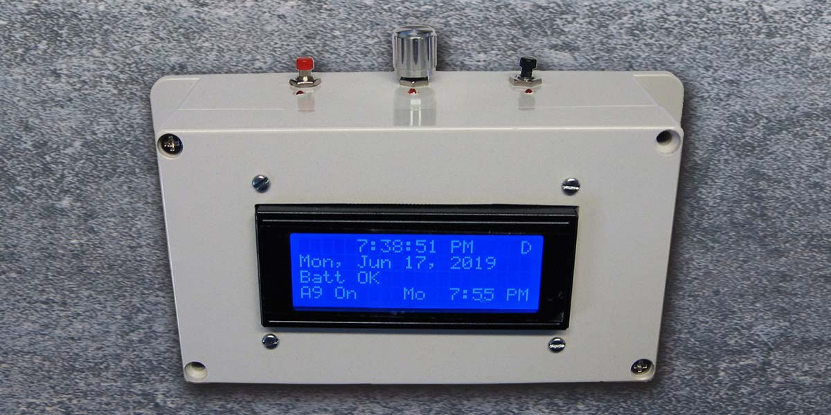 Build a Configurable Clock/Timer