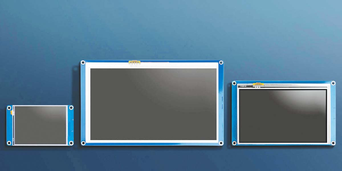 Nextion Touch Screen Display — Part 1