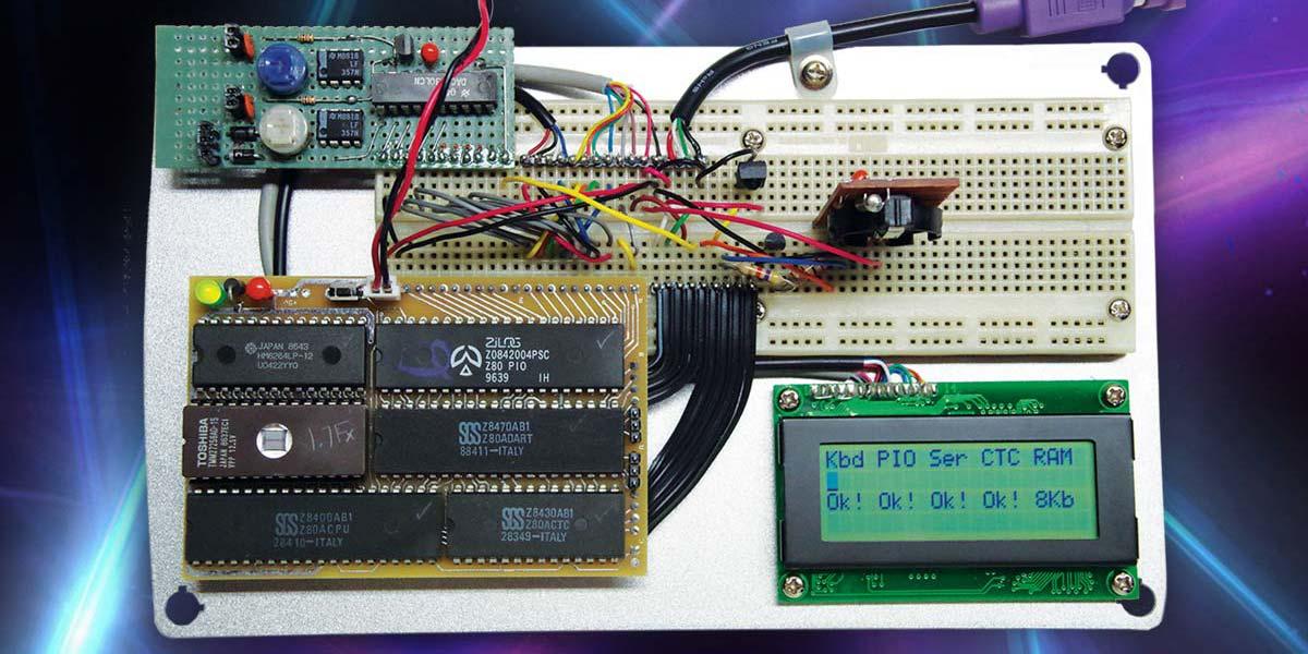Take the Z80 Challenge