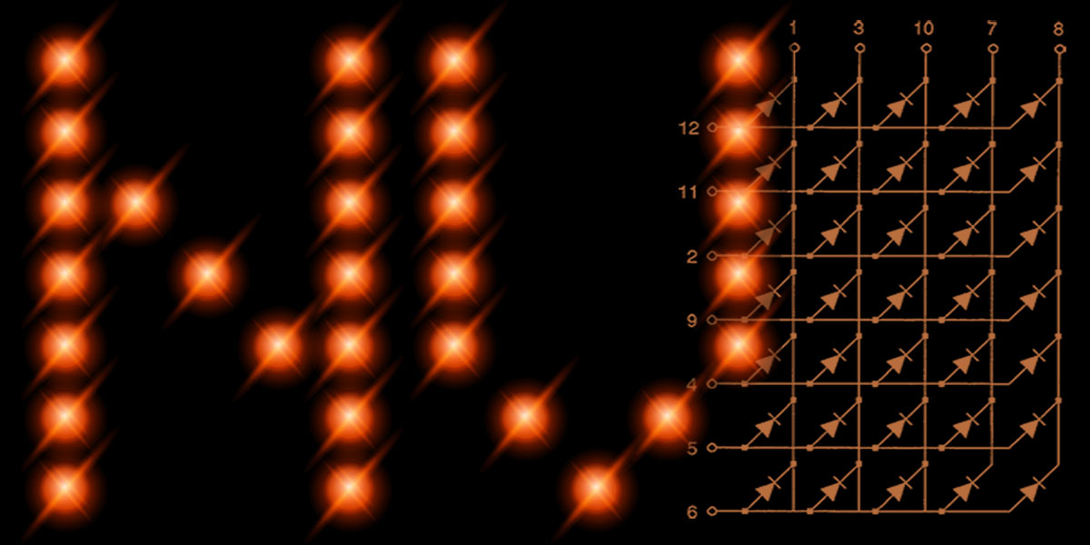 Getting Started With Matrix LED Displays