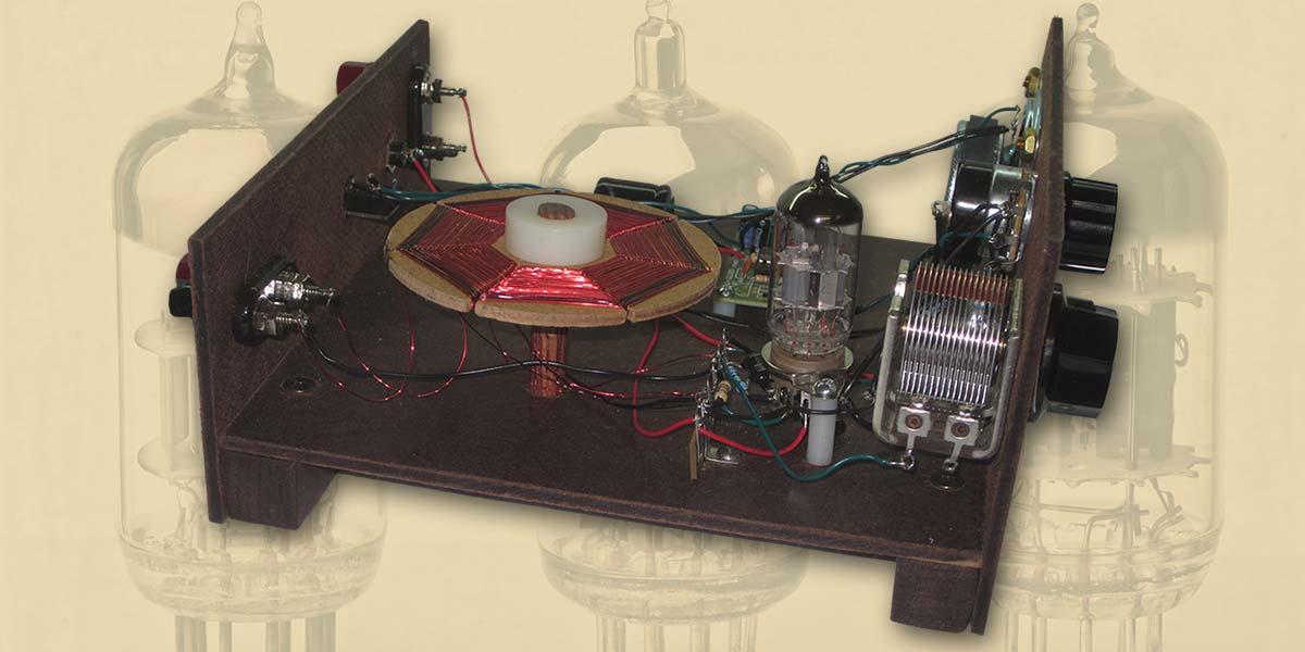 Build the Retro Regen Radio