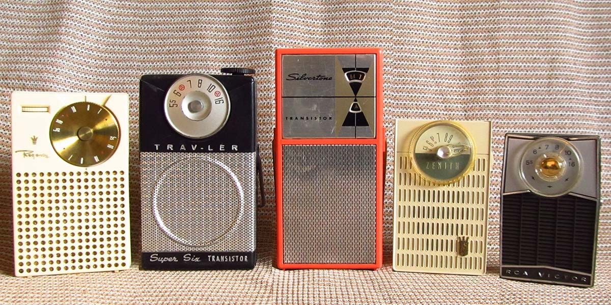 Restoring the World's First Transistor Radio