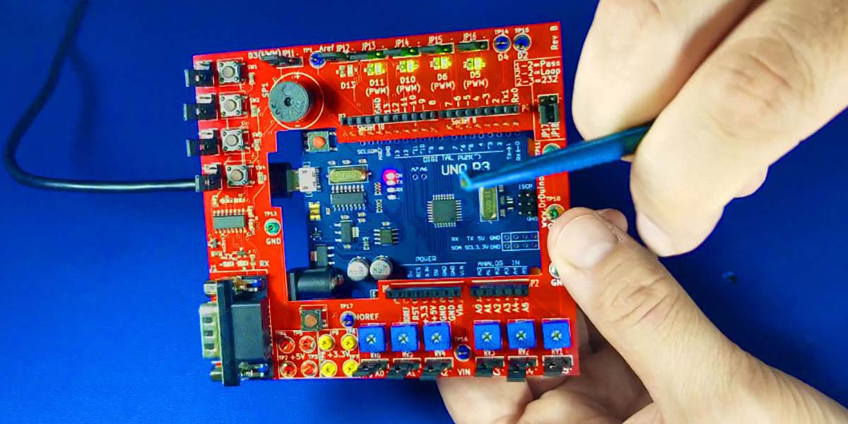 REVIEW: Dr. Duino's Starter Kit for the Arduino Uno