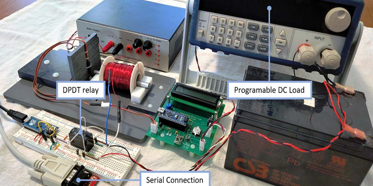 Build an Inexpensive Magnetometer