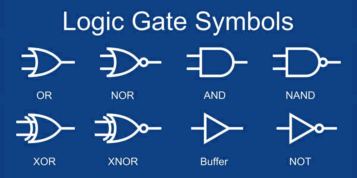 Small Logic Gates — The building blocks of digital circuits -  Part 2