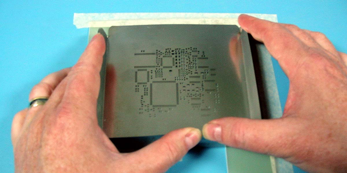 Screen Print and Reflow SMT Boards at Home