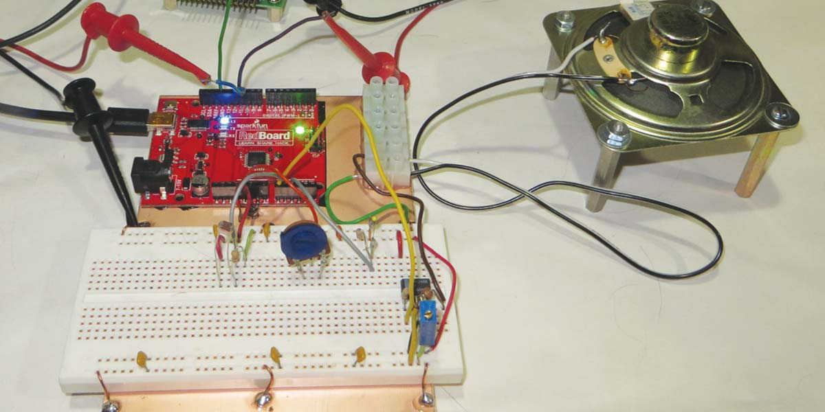 Arduino Based Data Acquisition