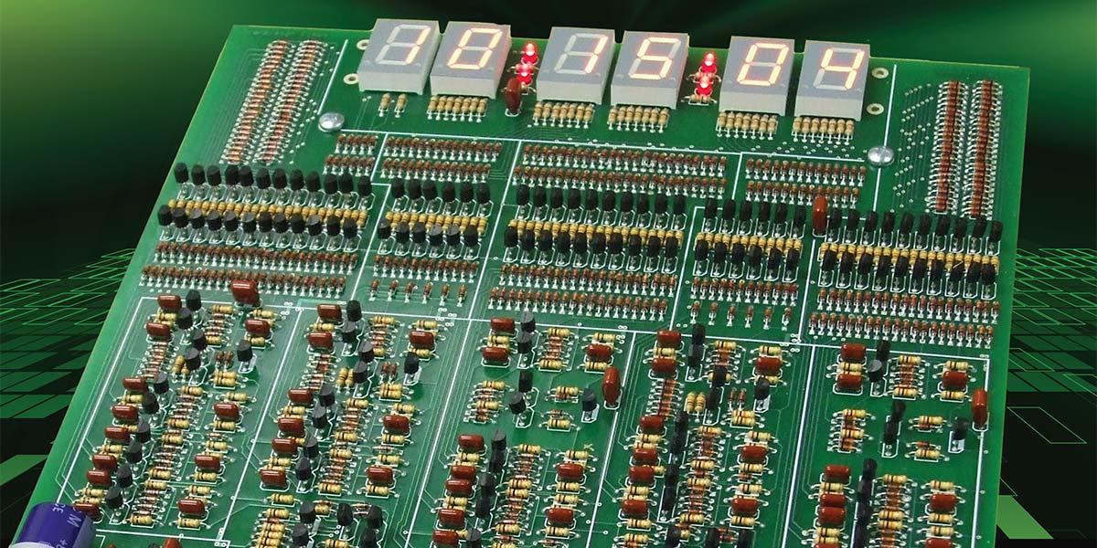 Transistor Clock