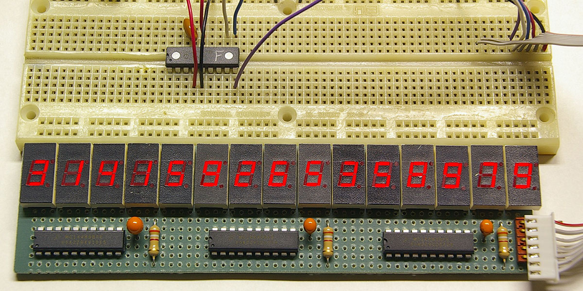 Build the Pi Scrolling Display
