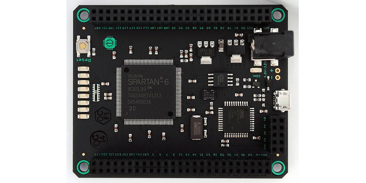 FPGAs for the Hobbyist