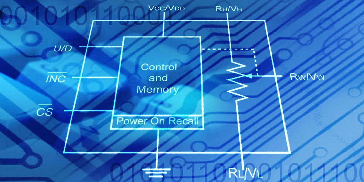 Digitally Programmable Potentiometer (DPP) Basics