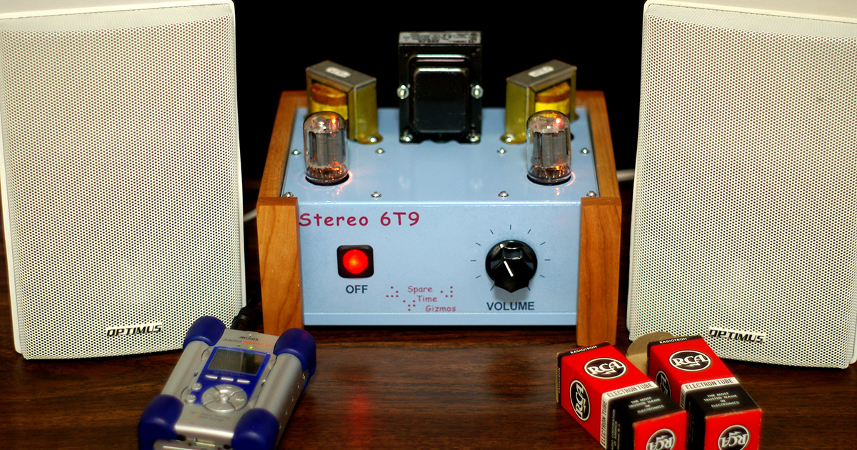 The Stereo 6T9