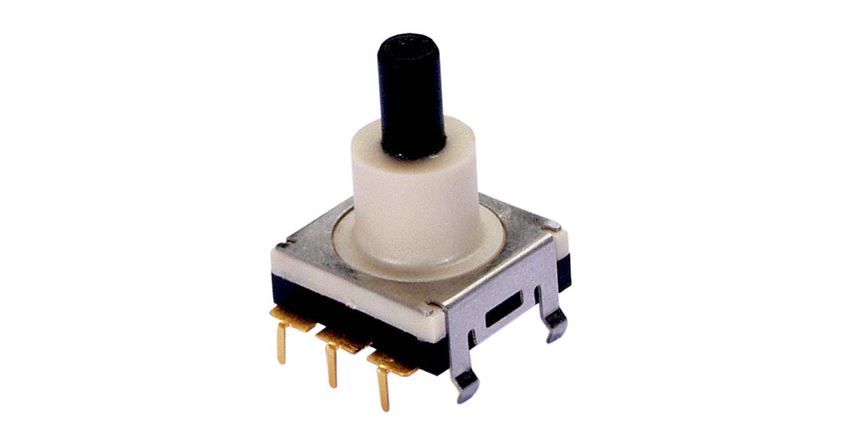 How To Use The Pushbutton Rotary Encoder