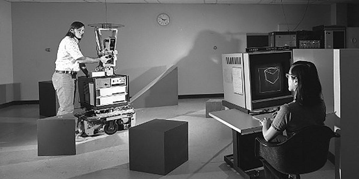 Shakey — A 1960's Predecessor to Today's Advanced Robotics