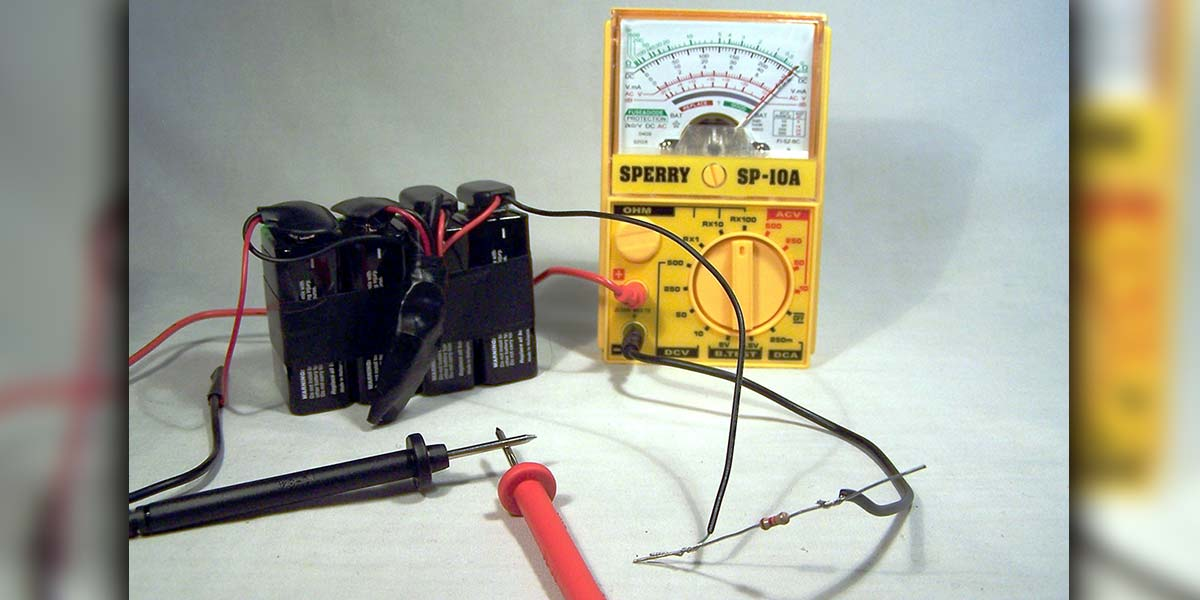 Build a Low Voltage Insulation Tester