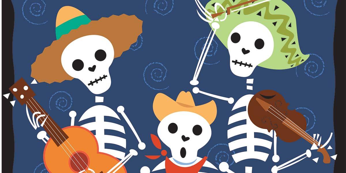 Trio de los Muertos