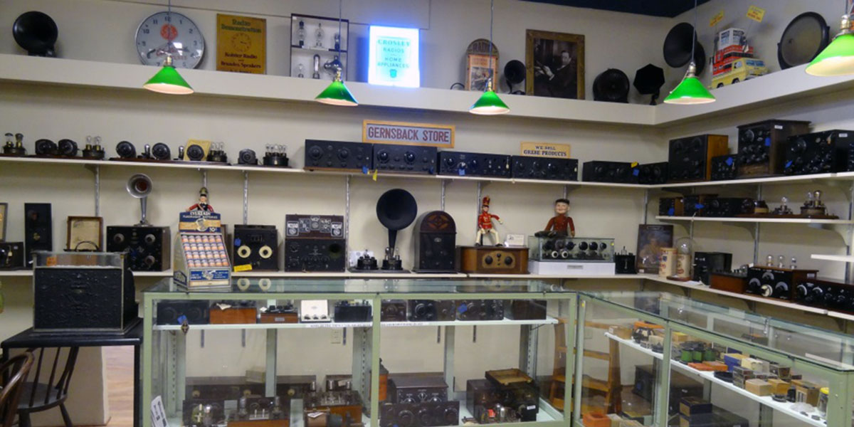 The Antique Wireless Museum