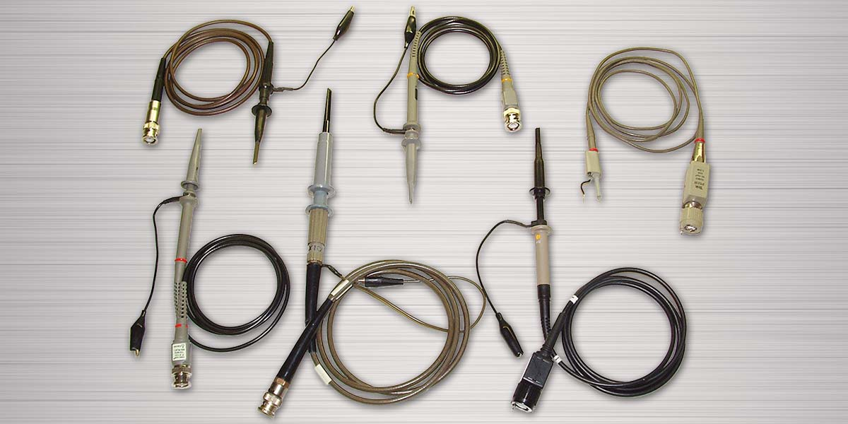 Oscilloscope Probes and Probing