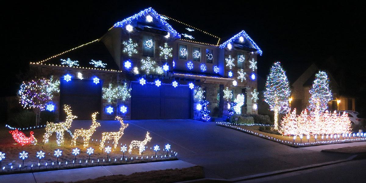 Synchronized Light Displays