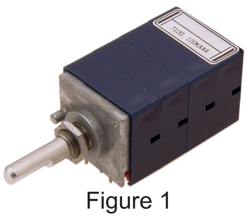 ALPS Potentiometer