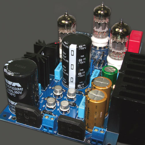 Tube Preamplifier