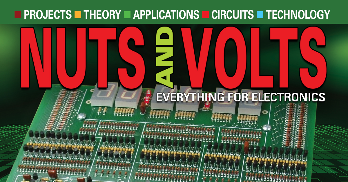Nuts And Volts Pdf