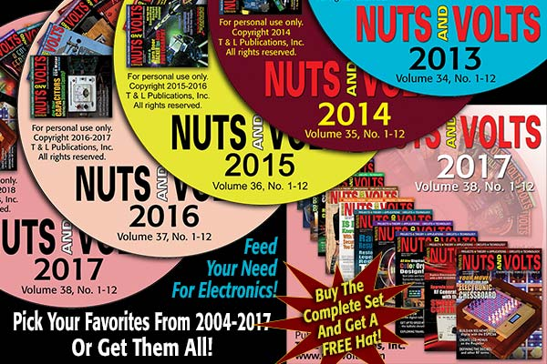 Nuts volts magazine nuts volts on cd rom solutioingenieria Choice Image