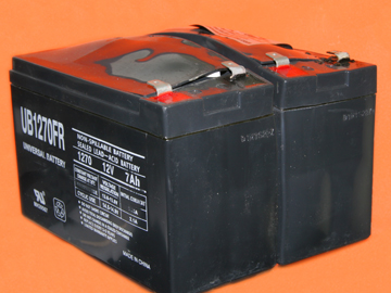 Bursted Batteries