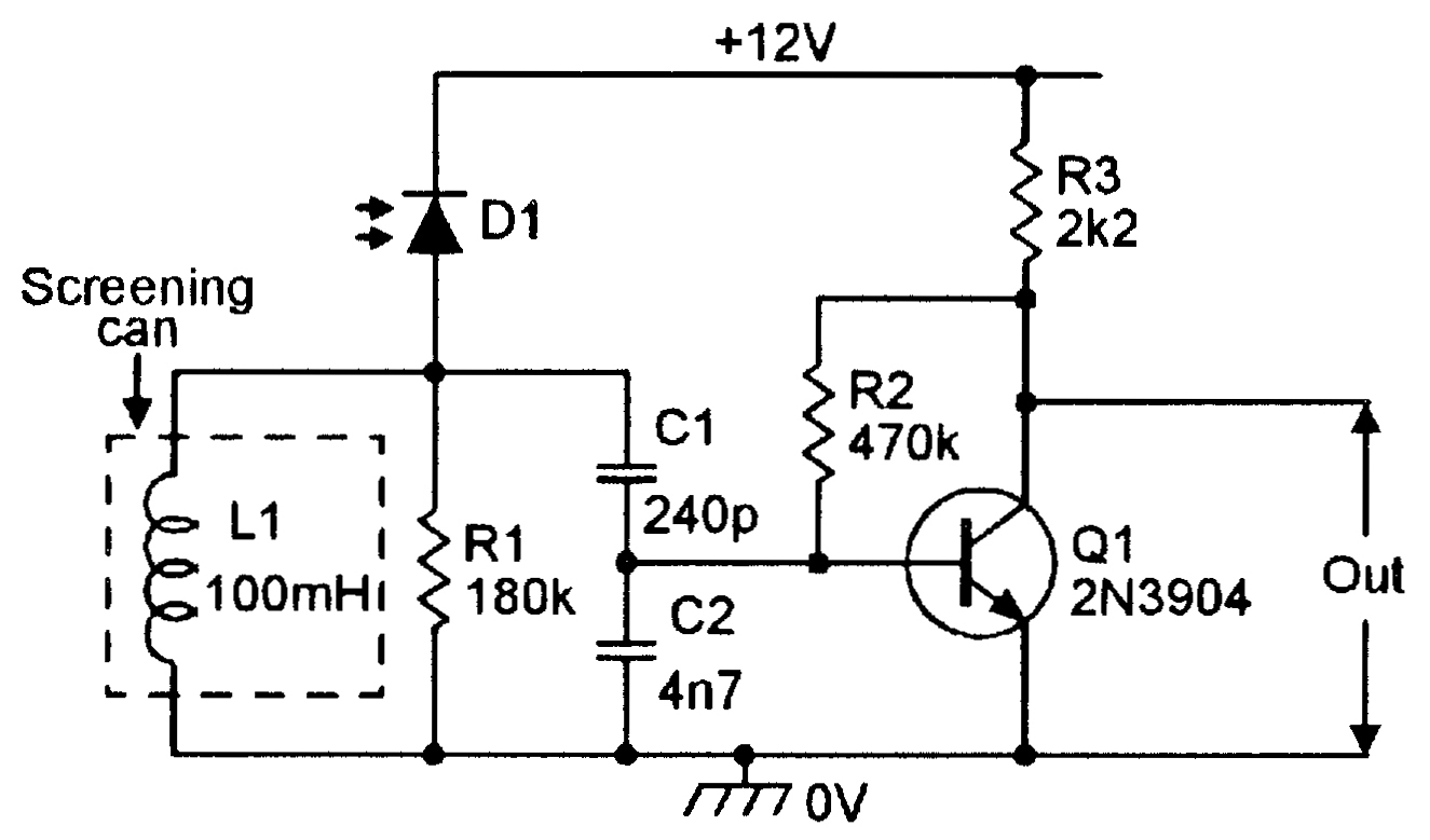 Light Sensitive Circuits Nuts Volts Magazine Figure 4 Block Diagram Of Detector And Rf Amplifier Ir Pre Amp
