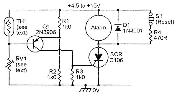 scr principles and circuits