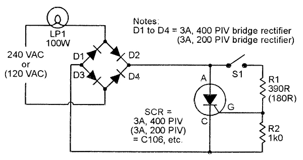 SCR Principles And Circuits | Nuts & Volts Magazine
