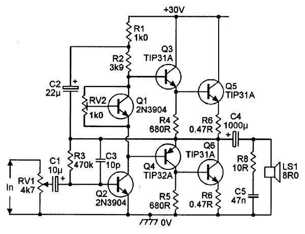 bipolar transistor cookbook part 7 nuts volts magazine. Black Bedroom Furniture Sets. Home Design Ideas